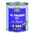 HB BODY P980 1K 4:1 primer šedý 1L